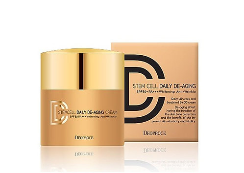 DEOPROCE Daily De-aging Cream, 40g