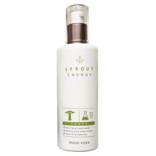 MUSE VERA Sprout Energy Toner, 130ml