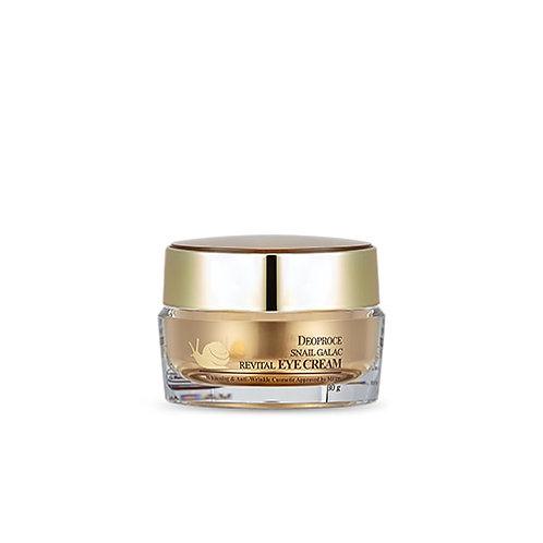DEOPROCE Snail Galac-tox Revital Eye Cream, 30g
