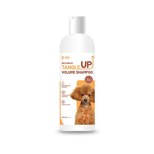 PETER PET Tangle Up Volume Shampoo, 500ml