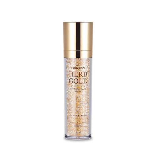 ESTHEROCE Herb Gold Whitening & Wrinkle-care Toner, 135ml