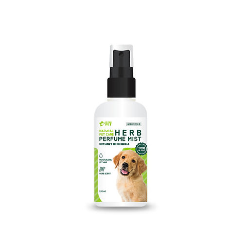 PETER PET Natural Pet Care Herb Perfume Mist, 120ml