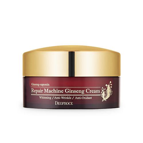 DEOPROCE Repair Machine Ginseng Cream, 100g