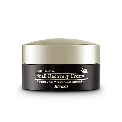 DEOPROCE Snail Recovery Cream, 100g
