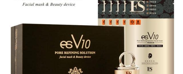 esV10 Pore Refining Device