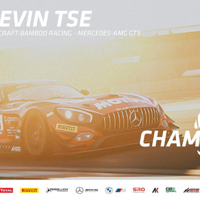 Craft-Bamboo Racing's Kevin Tse crowned Real-AM Drivers Champion