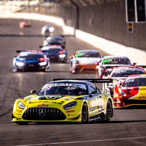 Last-minute heartbreak for Mercedes-AMG Team Craft-Bamboo Racing at the Indianapolis 8 Hour