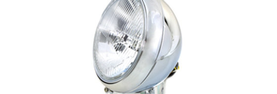"7"" Round Headlamp with Parking Lamp"
