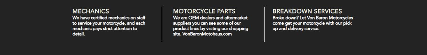 motorcyle shop