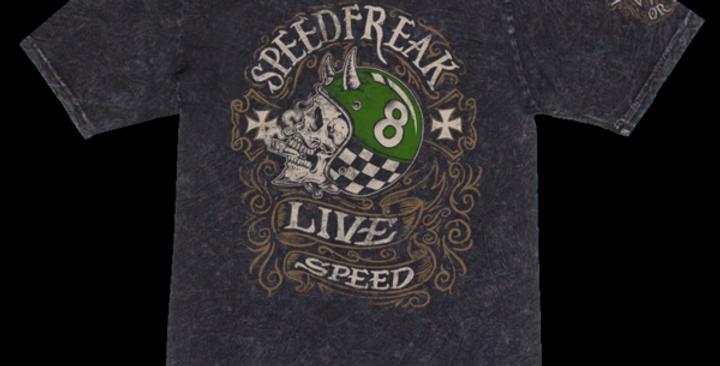 Speed Freak Fused Green Machine Grey