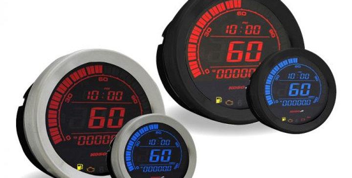 HD-02S 4″ Speedometer for Harley-Davidson®