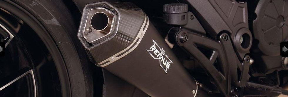 Remus HyperCone Slip-on Exhaust System 2011-2018 Ducati Diavel