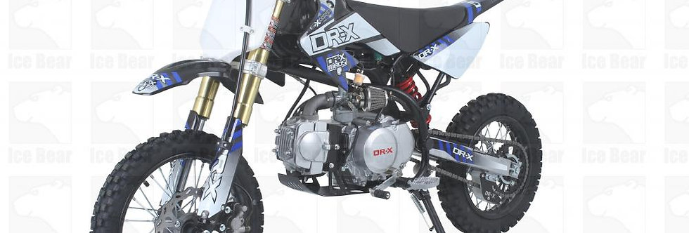 ICE BEAR / SYX MOTO ROOST USA 125CC