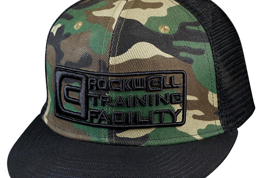 Snapback Trucker Hat RTF CAMO