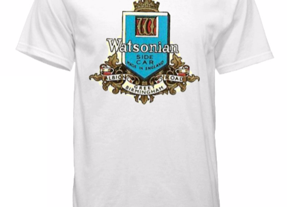 Watsonian Squire Mens Vintage T-Shirt