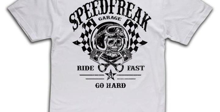 Speed Freak Boxcar Racer