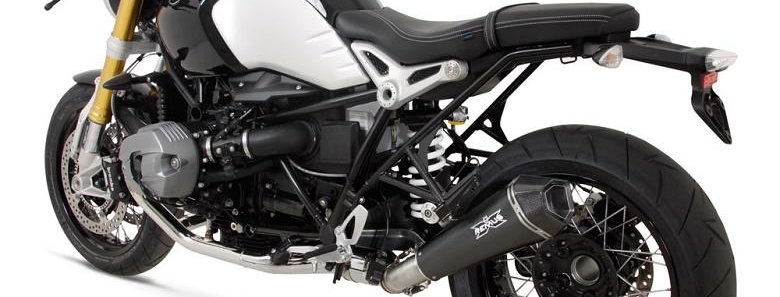 Remus HyperCone Full Exhaust System for 2014+ BMW R Nine T