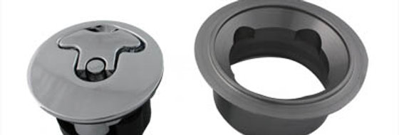 Aircraft Style Gas Cap Kit Vented
