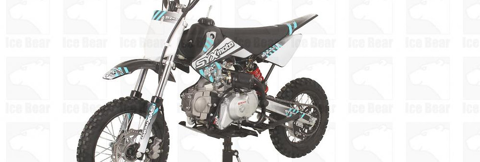 ICE BEAR / SYX MOTO ROOST AUTOMATIC