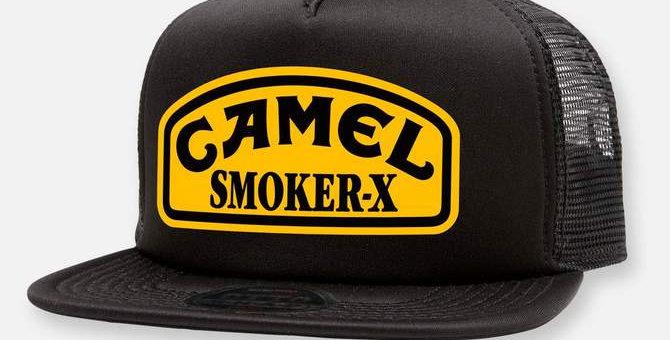 SMOKER X HAT