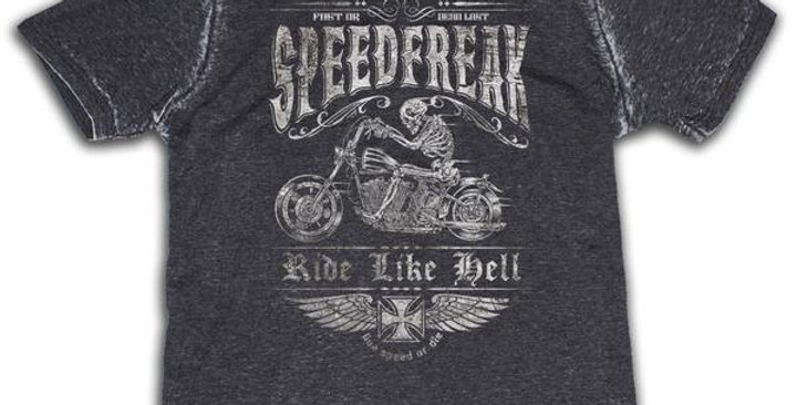 Speed Freak Deathgrip Grey