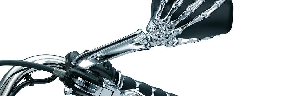 Skeleton Hand Mirrors