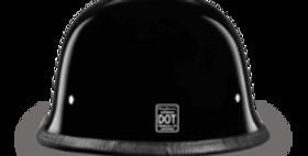 D.O.T. GERMAN- HI-GLOSS BLACK