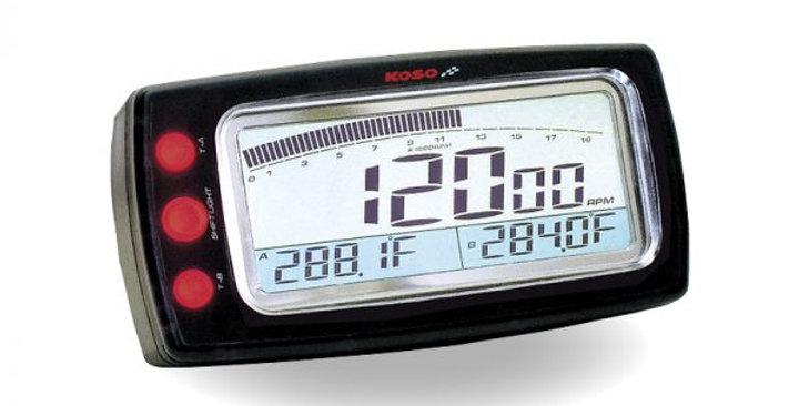 G2 Revolution Meter – with 2 Temperatures