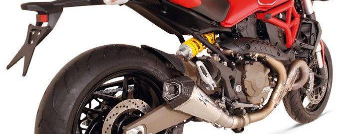 Remus HyperCone Slip-On Exhaust System for 2015+ Ducati Monster 821