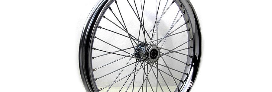 "21"" Front Spool Wheel"