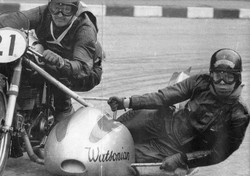 Watsonian Sidecar Racing Outfit