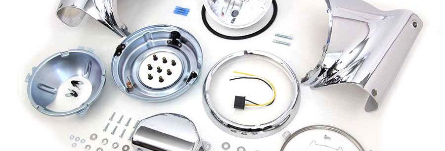 Headlamp Cowl Kit