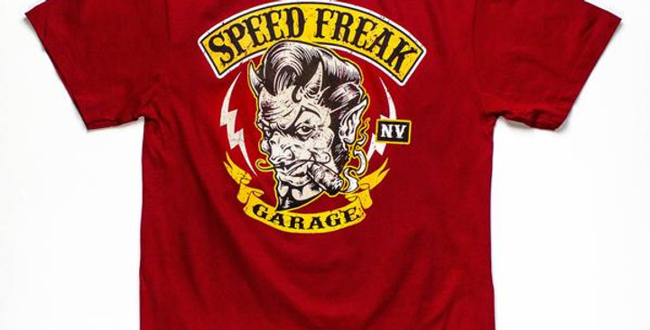 Speed Freak The Joker
