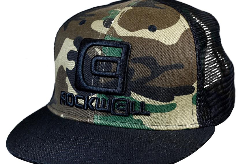 Snapback Trucker Hat OG Camo