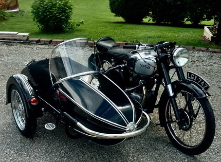 SIDECARS ARE ALL THE CRAZE