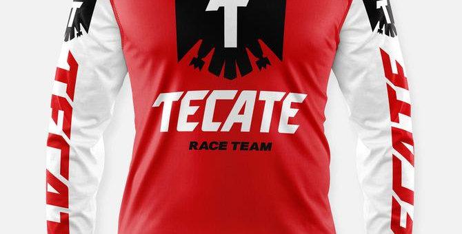 TECATE RACE TEAM JERSEY RED