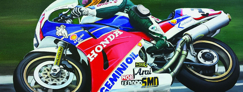 """""""Perfection, Joey Dunlop"""""""
