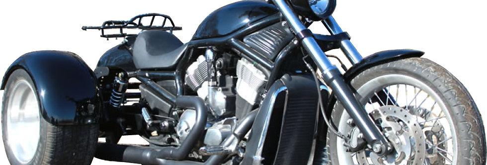 Frankenstein Sport Trike Kit for V-Rod 240 Tire