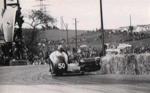 Watsonian Racing Outfit