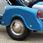 Watsonian Squire Classic Sidecar Fender
