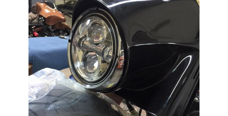 Road King Classic Style Nacelle