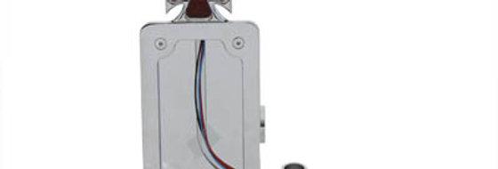 Chrome Billet Vertical Tail Lamp Kit
