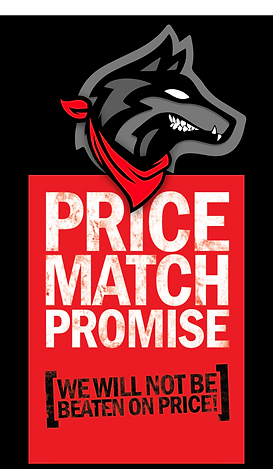 Price Match Promise for Motorcycle Parts, Motorcycle Accessories and Safety Gear