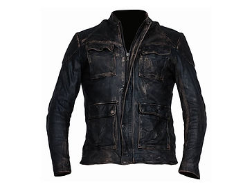 Solo Rider Motorcycle Jacket by DMD