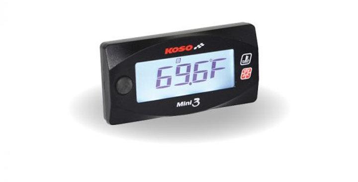 Mini 3 Air/Fuel Ratio for Honda GROM®
