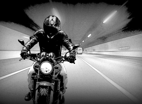 Von Baron's The Motorcycle Chronicles