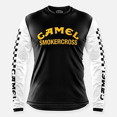 CAMELSMOKERCROSSJERSEY_BLACK-WHITE_FRONT
