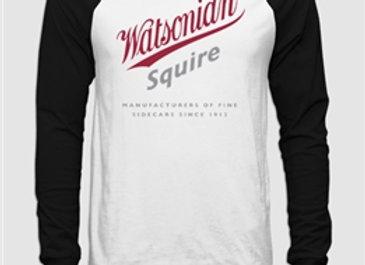 Watsonian Squire Baseball Long Sleeve T-Shirt