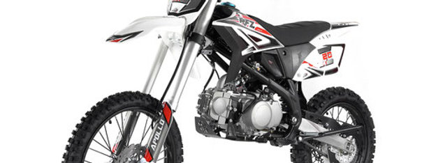 APOLLO DIRT BIKES  RFZ DB Z20 MAX 125cc MANUAL Pit Bike