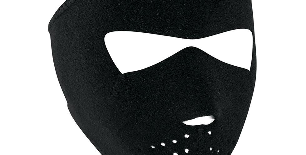 NEOPRENE FULL FACE MASK Modi-Face Black